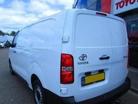 brugt Toyota Proace Long 2,0 D Comfort 120HK Van 6g B