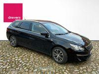 brugt Peugeot 308 1.6 BlueHDi 120 hk SW | Style