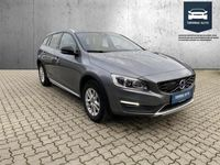brugt Volvo V60 CC 2,0 D3 Plus 150HK Stc 6g - Personbil - Gråmetal