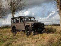 """brugt Land Rover Defender 2,4 110"""" Station Wagon 7prs"""
