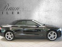 brugt Audi A5 Cabriolet 2.0 TFSI - 225 hk quattro S tronic S-line