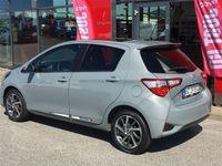 brugt Toyota Yaris 1,5 VVT-I C-HIC 112HK 5d 6g