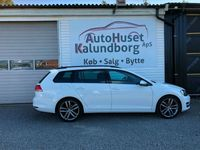 brugt VW Golf VII 2,0 TDi 150 Highline Variant BMT