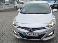 brugt Hyundai i30 1,6 CRDi 110 Comfort Go! CW