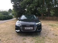 brugt Audi A4 LIMOUSINE 40 TFSI Limousine S tronicDesign