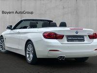 brugt BMW 420 i 2,0 Cabriolet aut.