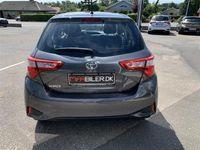 brugt Toyota Yaris 1,0 VVT-I T2 Safety Sense 69HK 5d