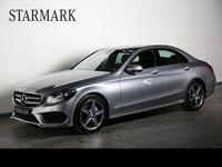brugt Mercedes C220 C-ClassBlueTEC 7G-Tronic Plus 4d
