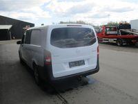 brugt Mercedes Vito 114 Extra Lang MANDSKABSVOGN 2,1 CDI BlueEfficiency 136HK Van 2015