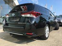 brugt Toyota Auris Touring Sports 1,8 B/EL H2 Comfort Safety Skyview 136HK Stc Aut.