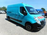brugt Opel Movano 2,3 CDTi 125 Van L2H2
