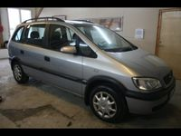 brugt Opel Zafira 2.0 DTI 16V Elegance 5g 5d