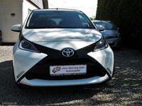 brugt Toyota Aygo 1,0 VVT-I X-Wave Sky 69HK 5d