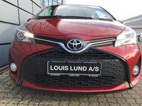 brugt Toyota Yaris 1,3 VVT-I T2 Style 100HK 5d 6g