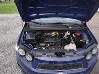 brugt Chevrolet Aveo 1,2 LT Tech 86HK 5d