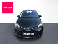 brugt Toyota Yaris 1.0VVT-i 3-dørs