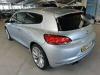 brugt VW Scirocco 1,4 TSi 160 Sport DSG Van