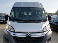 brugt Citroën Jumper 33 L2H2 2,0 Blue HDi Minibus 7 person + fører (lille kort) 130HK