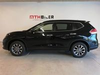 gebraucht Nissan X-Trail 7 pers. 1,6 DCi Acenta 130HK 5d 6g