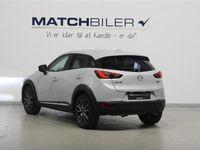 brugt Mazda CX-3 1,5 Skyactiv-D Optimum 105HK 5d 6g