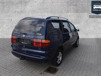 brugt VW Sharan 1,9 TDI Comfortline 110HK Van - Varebil - Blå