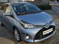 brugt Toyota Yaris 1,5 B/EL H3 Selected E-CVT 100HK 5d Trinl. Gear