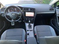 brugt VW Golf Variant 1,6 TDI BMT Comfortline DSG 115HK Stc 7g Aut.