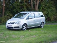 brugt Opel Zafira 1,9 CDTI Enjoy 120HK 6g