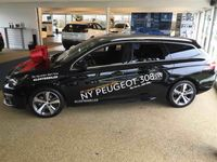 brugt Peugeot 308 SW 1,6 BlueHDi GT Line EAT6 120HK Stc 6g Aut.