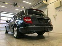 brugt Mercedes C250 2,2 CDi Avantgarde BE