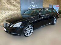 brugt Mercedes E200 2 CDi Elegance stc. aut. BE