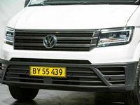 brugt VW Crafter 35 2,0 TDi 177 Kassevogn L3H2 aut.