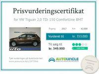 usado VW Tiguan 2,0 TDi 150 Comfortline BMT