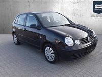 brugt VW Polo 1,4 75HK 5d - Personbil - Sort