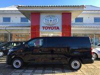 gebraucht Toyota Proace Long 2,0 D Comfort skydedør, bagdør u/ruder 120HK