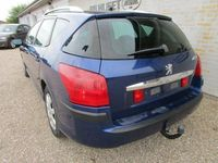 brugt Peugeot 407 2,0 SR st.car