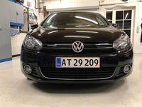 brugt VW Golf VI 1,6 1,6 TDI BLUEMOTION