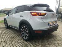 brugt Mazda CX-3 2,0 Skyactiv-G Optimum 121HK 5d 6g 2,0