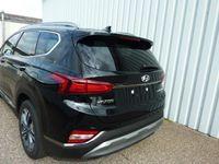 brugt Hyundai Santa Fe 7 Sæder 2,2 CRDi Premium 4WD 200HK 5d 8g Aut.