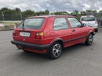 brugt VW Golf 1,3 CL 55HK 3d