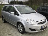 brugt Opel Zafira 1,9 CDTi 150 Enjoy 5d