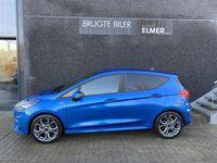 brugt Ford Fiesta 1,0 EcoBoost ST-Line Start/Stop 140HK 5d A+