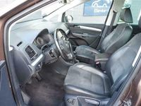 brugt VW Sharan 2,0 BlueMotion TDI DPF Comfortline 140HK 6g