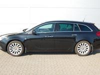 brugt Opel Insignia 2,0 CDTI DPF Cosmo 160HK Stc 6g