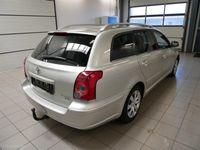 brugt Toyota Avensis 2,2 D-4D Linea Sol Plus 150HK Stc 6g