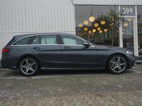 brugt Mercedes C250 T 2,0 Bluetec 7G-Tronic Plus 211HK Stc 7g Aut.