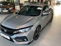 brugt Honda Civic 1,5 VTEC Turbo Sport Navi 182HK 5d 6g