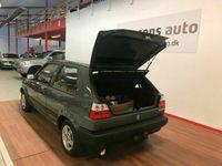 brugt VW Golf II 1,3 CL