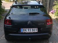 brugt Citroën C4 Cactus 1.6 BlueHDi 100 HK 4-DØRS MED BAGKLAP Man.