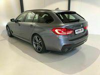 brugt BMW 520 d 2,0 Touring M-Sport xDrive aut.